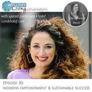 EP 30: Women's empowerment and sustainable success