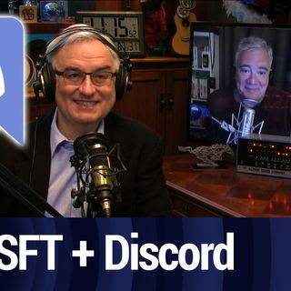 Why Microsoft Is Thinking About Buying Discord | TWiT Bits