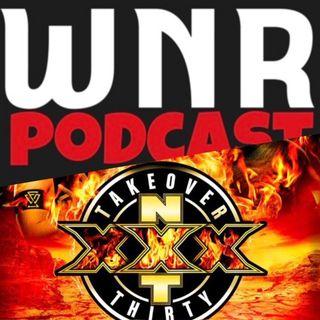 WNR303 NXT TAKEOVER PRESHOW