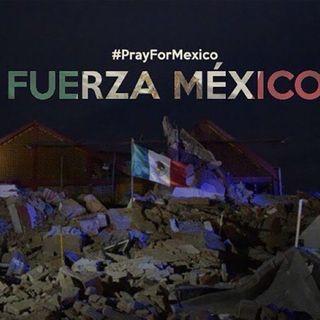 Reflexiones a un mes del sismo del 19 de septiembre en México
