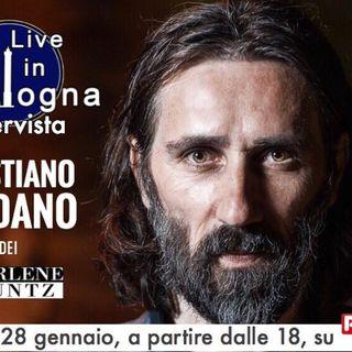 Intervista a Cristiano Godano (Marlene Kuntz 28/01/2017)