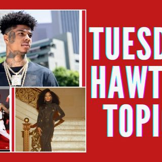 Rapper Blueface & His Squad Caught On Video Beating Up Club Bouncer & More!