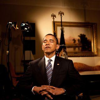 Ep. 30 The strange serenity of Barack Obama