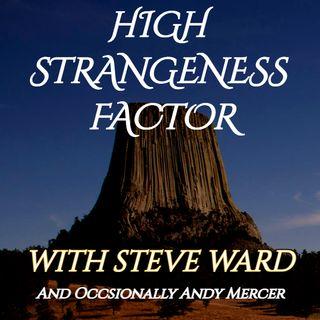 High Strangeness Factor - Skinwalker Ranch