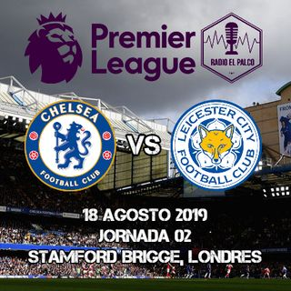 Chelsea vs Leicester City en VIVO