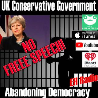 Morning moment UK Conservative Government Abandoning Democracy May 29 2018