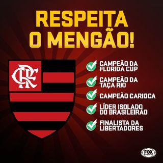 Flamengo da Show e vai a Final Da Libertadores