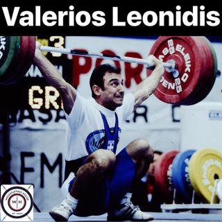 Valerios Leonidis Interview | 5 time World Record Holder
