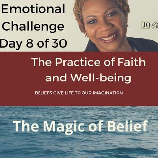 The Magic Of Belief With Joyce Odidison On The Legacy Building Podcast