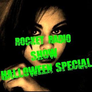 Rocket Radio Show Halloween Special 2