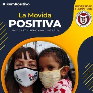 PODCAST DE RADIO. LA MOVIDA POSITIVA. SERVICIO COMUNITARIO 2021-02