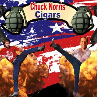 Stogie Geeks Shorts - The Best Fight Chuck Norris Cigars