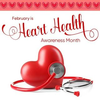 February Is Heart Health Month ❤️