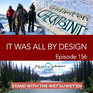 "Episode 156 ""It was All By Design"""
