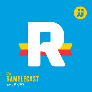 "Ramblecast Ep. 11.2: ""It's Nut Juice"""