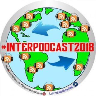 #Interpodcast2018 - Rodrigo Wangeman - Una Luz Roja: imitado por La Paz del Freak