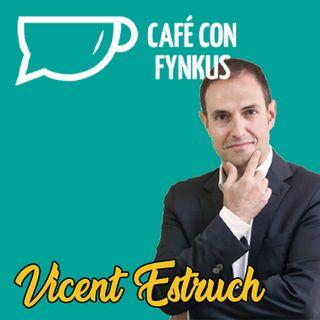 Un ☕ Café con Vicent Estruch, Abogado