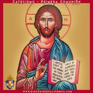 Catecismo Primera Comunión - Capítulo 1