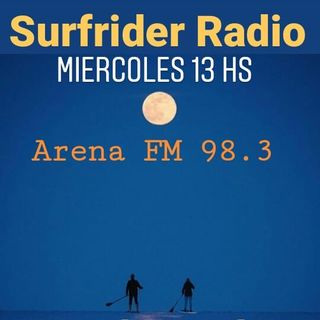 Surfrider Radio Programa 43 del 5to ciclo (17 de Junio)