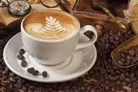Reflexións cunha taza de café