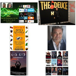 The Kevin  & Nikee Show  - Garry Gennaro Pastore - Legendary, Multi  Award-Winning Actor,  Writer,  Director and Filmmaker