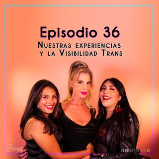 Ep 36 Nuestras experiencias y la Visibilidad Trans