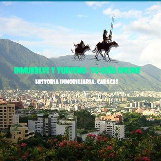 Historia inmobiliria: Caracas