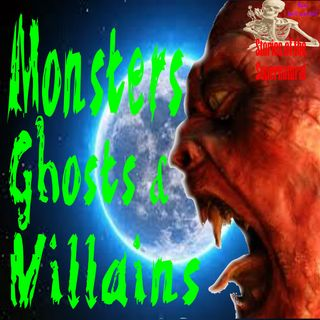 Monsters, Ghosts & Villains   Interview with Ellen Datlow   Podcast