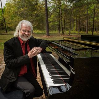 366 - Chuck Leavell - New Documentary, The Tree Man, Plus The Stones, Allmans, and David Gilmour
