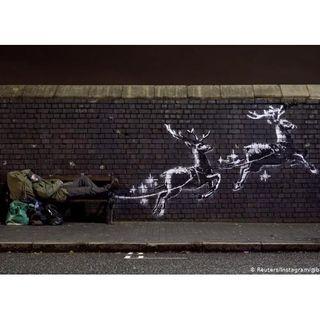 #sanremo Banksy