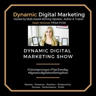 Dynamic Digital Marketing - Episode 1 (Dawn's Story as an Entrpreneur)
