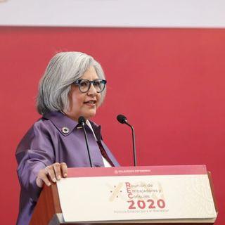 Ratificación de T-MEC traerá beneficios a México: Graciela Márquez