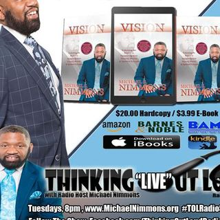 """Vision Book Discussion & Mother's Day Give-A-Way """"LIVE"""""""