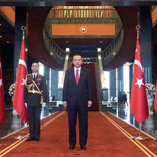 Cold War Radio - CWR#446 Erdogan Says Yes Vote Best Response To 'Fascist Europe'