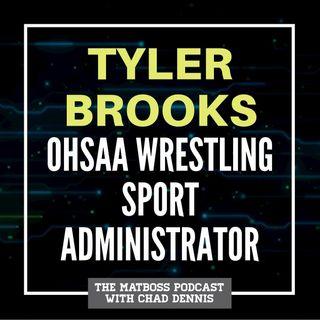 Tyler Brooks, OHSAA Wrestling Sport Administrator