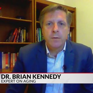 Longevity Expert Dr. Brian Kennedy talks #life, #longevity & #mindfulness on #ConversationsLIVE