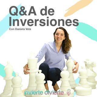 Q&A de inversiones