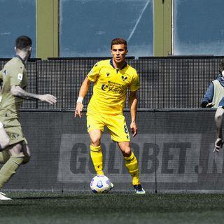 #SampVerona   Le parole del centrocampista gialloblù Darko Lazović a fine gara   17 aprile 2021