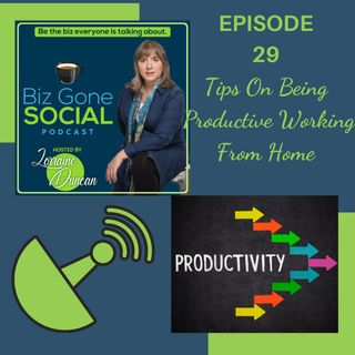 Episode 29 - Be Productive - 1_13_21