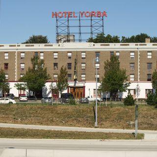 'At The Hotel Yorba'
