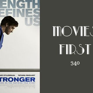 340: Stronger - Movies First with Alex First
