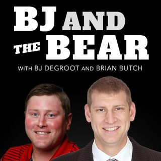 """One and Done"" with B.J. and the Bear 11/29/17 – Full Show"