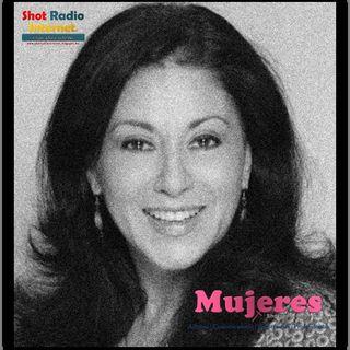 Carmen Delgado nos cuenta su historia de Éxito en Mujeres Shotradio!