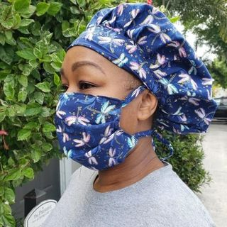 Tiffney Bonnet & Masked N 👠