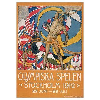 Storia delle Olimpiadi - Stoccolma 1912
