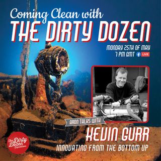 Episode #11: Kevin Gurr; Innovating From The Bottom Up