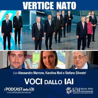 Il vertice Nato