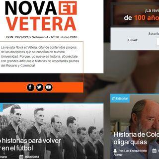 Lista la edición digital Junio de Revista Nova Et Vetera