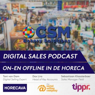 #4 CSM Bakery - On- en Offline Sales en Marketing in de Horeca