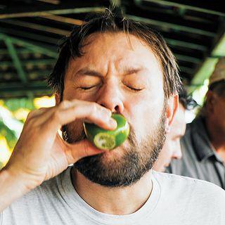 Nino Padova from Sunset Magazine & Gia Coppola of Gia Wine